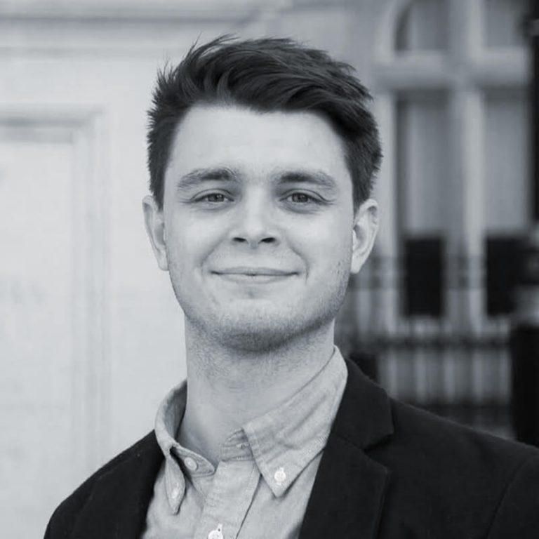 A photo of Sebastian Brixey-Williams